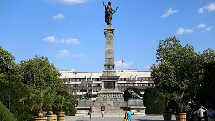 Liberty_Square_Ruse_Bulgaria