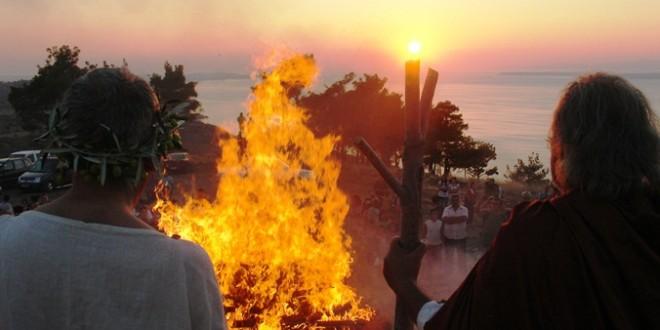 Çanakkale – Troya'nın Gelini ve Hektor'un yanık alnı İntepe