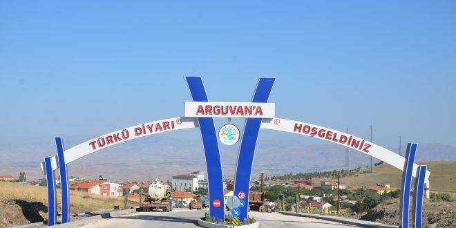 Türküler Diyarı Arguvan (İç gezi)