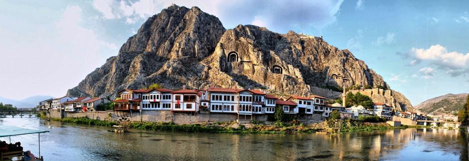 Anadolu'nun Oxfort'u AMASYA (İç gezi)