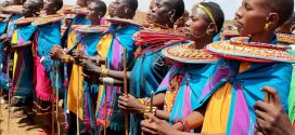 """Komin-Şaman Kültürü ile yaşayan, Kenya'da """"Umoja Kadınlar Köyü"""" (dış gezi)"""
