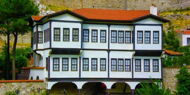 Bir Anadolu Medeniyeti Müzesi: AMASYA (iç gezi)